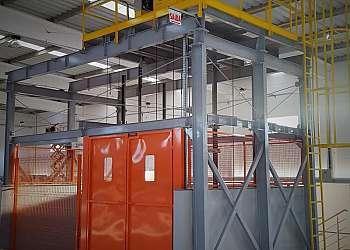 Distribuidores de elevador de carga elétrico