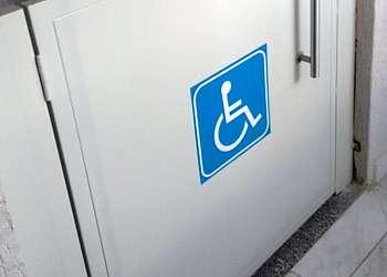 Elevador acessível