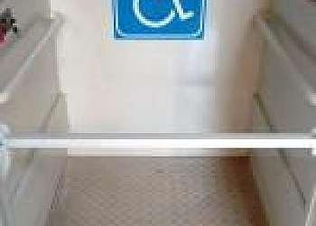 Elevador para cadeira de rodas