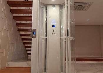Elevador cápsula residencial preço Curitiba
