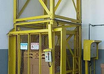 Elevador de carga personalizado
