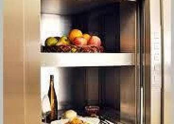Elevador monta carga para cozinha