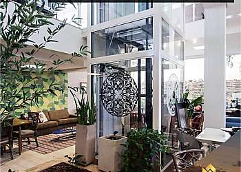 Elevador panorâmico para residência Joinville