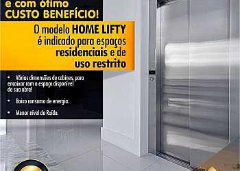 Elevador para residência preço