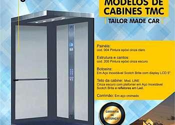 Elevador residencial 1 andar Londrina