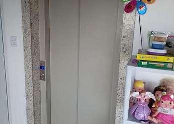 Elevador residencial pequeno porte Maringá
