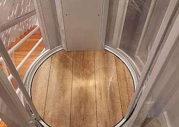 Instalação de elevador social