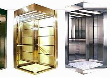 Embelezamento de elevadores sp