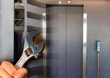 Conservação de elevadores hidráulicos