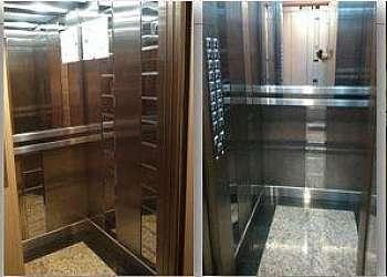 Empresa de modernização de elevador em condomínio