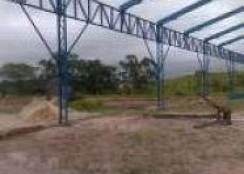Estrutura de alumínio para telhado residencial