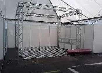 Estrutura box truss q25