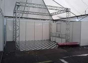 Estrutura box truss q15