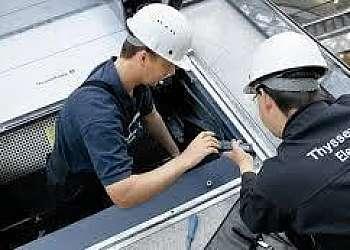 Manutenção de elevadores thyssenkrupp