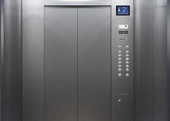 Modernização estética de elevador