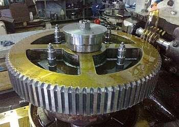 Elevador industrial hidráulico