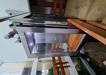 Preço de elevador residencial para 2 pessoas Curitiba