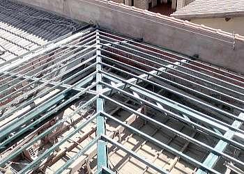 Estrutura de alumínio para telhado preço