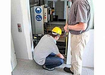 Reforma de elevador de carga